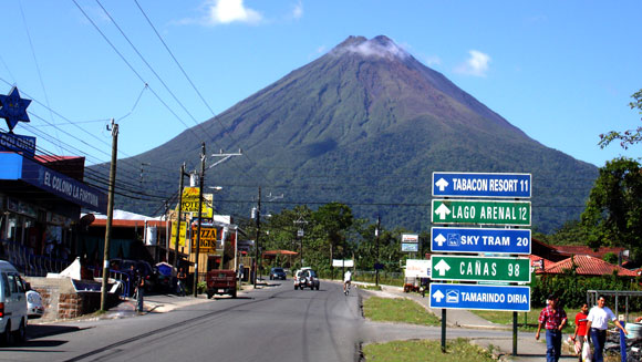 La Fortuna Downtown